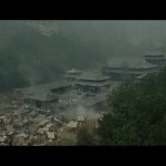 The production spent US1.5m building a replica Shaolin Temple