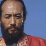 Yu Chenghui as the villain the wicked General Wang Jen Tse