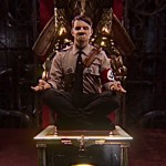 Daily meditation is how the Kung Fuhrer maintains his strength
