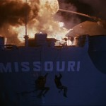 Things are getting heated on the Missouri