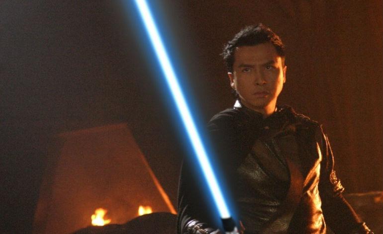 Donnie Yen joins Star Wars Episode VIII!