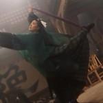 Michelle Yeoh displays her ballet skills