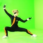 A little motion capture