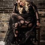 Amy modelling 2
