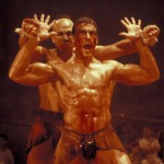 JCVD as Kurt Sloane fights back in Kickboxer