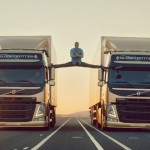 JCVD awesome splits in Volvo commercial
