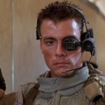 JCVD in Universal Soldier