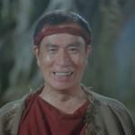 Tetsuro Tamba as Master Zhang teaches Ricky his Qigong skills