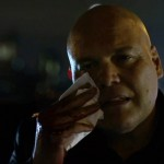 The Kingpin is willing to get his hands dirty but never his face