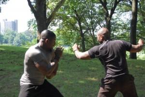 The duel intensifies