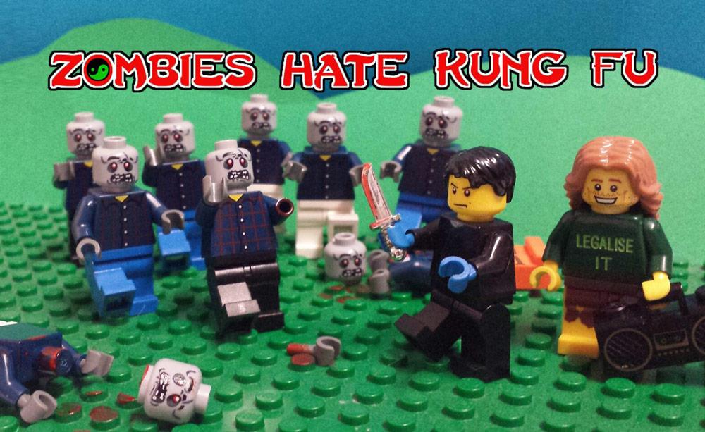 ZHKF gets the Lego treatment