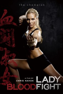 Amy in the upcoming Lady Bloodfight