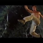 The Swayze flying kick