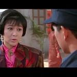 The beautiful Rosamund Kwan charms Yuen Biao