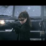 Wang Xue Mei in a shootout reminiscent of Heat