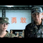 Wolf Warriors leaders assess the situation