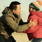 Zhong rescues a child from harm