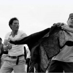4. John and Donnie Yen behind the scenes of Special ID