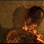 John Salvitti is on fire in his cameo in Blade II