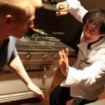Kitchen combat style