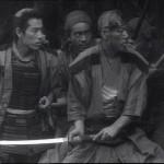 Samurai stand their ground