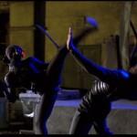 Vampire ninjas assault the Daywalker