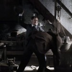 Dr. Watson uses the Baritsu style of martial arts