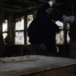Getting thrown like a ragdoll by Dredger