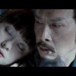 Guan Yu represses his love for Qilan