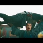 Guan Yu uses his brute strength