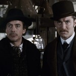The crime fighting duo Sherlock and Dr. Watson