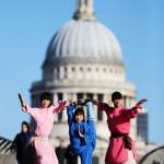 West End Shaolin girls