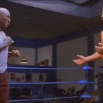 Cedric and Titus square off