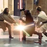 Darth Mauls deadly skills mean he can take on two Jedi at once