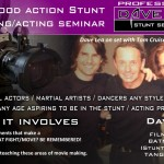 Dave Lea Stunt Seminar
