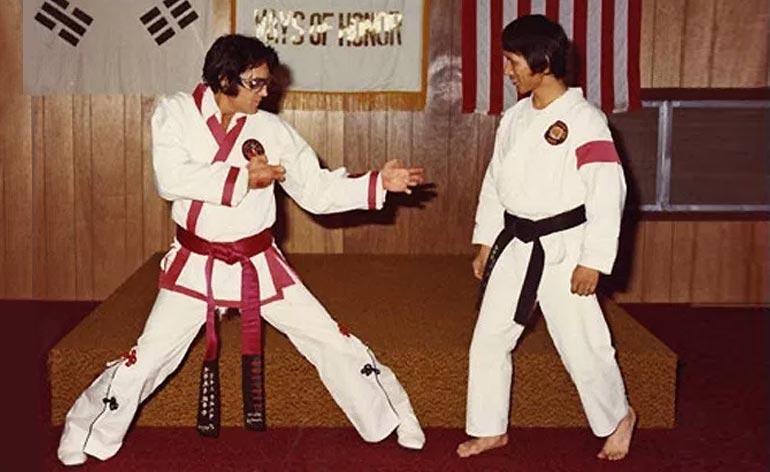 Elvis Presley Gladiators 2009 Kung Fu Kingdom 770x472