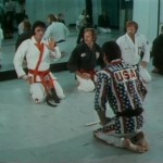 Elvis oversaw Bill Wallaces promotion from 3rd to 4th Degree Black Belt