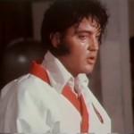 Elvis wasnt at his peak during filming