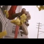 Jet Li flies to the rescue