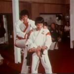Kang Rhee exposes the Kings ingrowing toenail