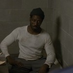 Monroe shows the fruits of his labor in solitary confinement