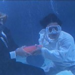 The underwater sequences are well lit and filmed