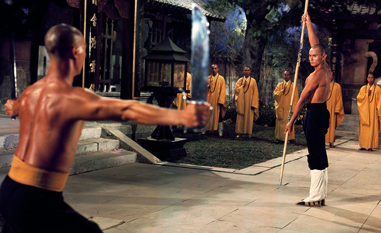 36th Chamber of Shaolin on Film4