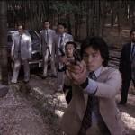 Calvin Jung as Ando calls the shots