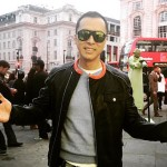 Donnie Yen enjoyed his stay in London filming Star Wars