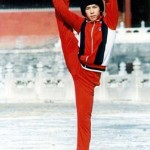 Donnie Yen trained with the Beijing Wushu team