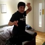 Eastern Heroes brought Hwang Jang lee to the UK new