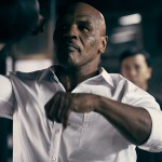 Iron Mike Tyson plays a ruthless property developer
