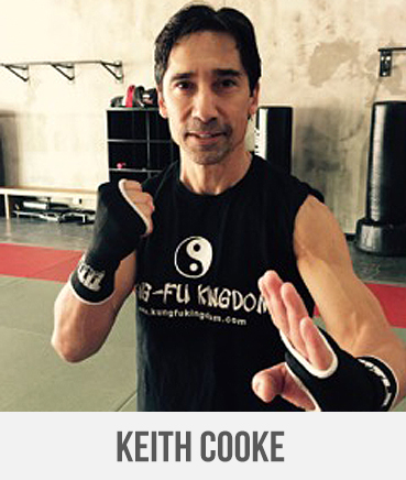 Keith Cooke