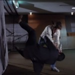 Rick puts some classic Seagal moves to use